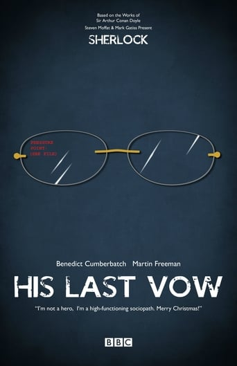 His Last Vow poster