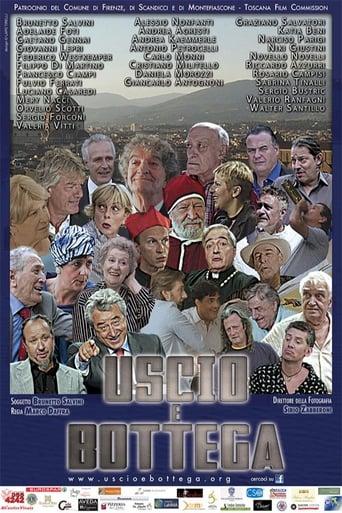 Poster of Uscio e bottega