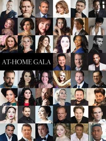 Poster of Metropolitan Opera At Home Gala