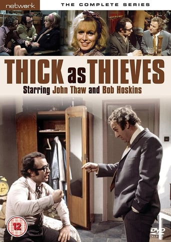 Poster of Thick As Thieves