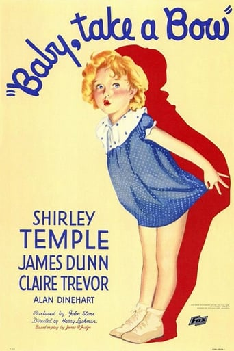 Poster of Baby Take a Bow