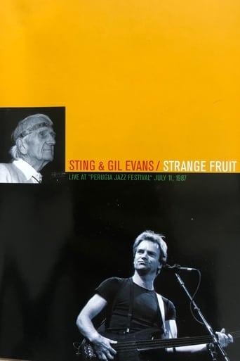 Poster of Sting and Gil Evans: Strange Fruit