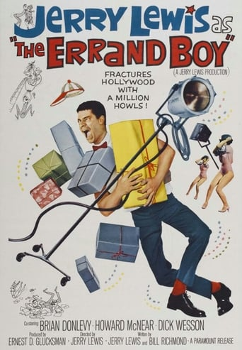 Poster of The Errand Boy