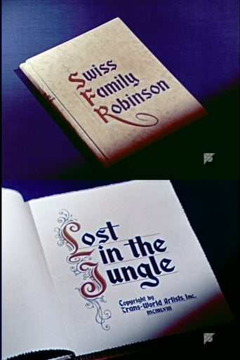 Poster of Swiss Family Robinson: Lost in the Jungle