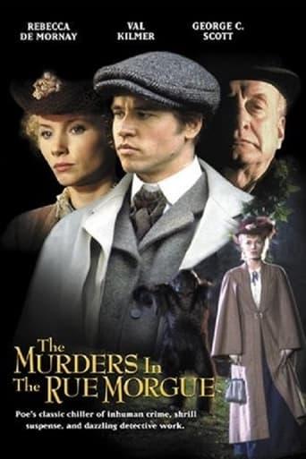 Vraždy v ulici Morgue