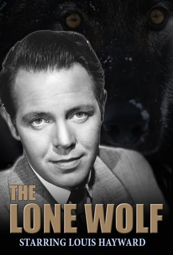 Poster of The Lone Wolf