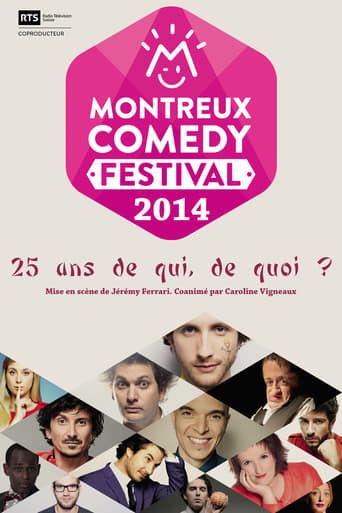 Poster of Montreux Comedy Festival - 25 ans de qui, de quoi ?
