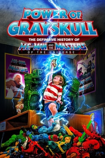 Poster of Power of Grayskull: The Definitive History of He-Man and the Masters of the Universe
