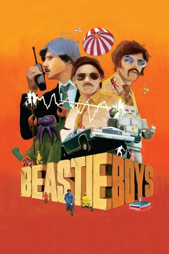 Poster of Beastie Boys: Video Anthology