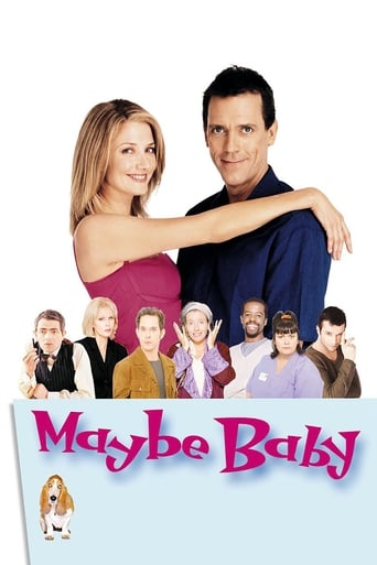 Poster of Maybe Baby