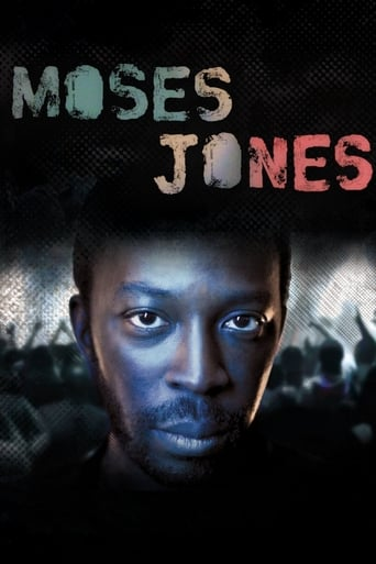 Poster of Moses Jones
