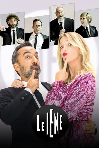 Poster of Le Iene