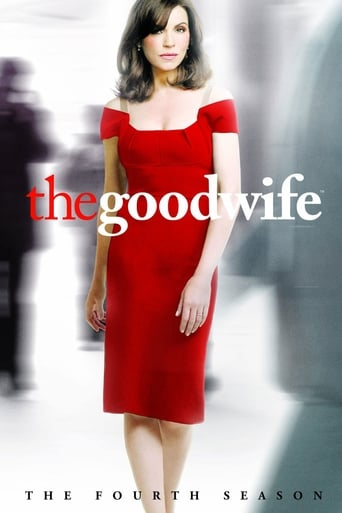 Geroji žmona / The Good Wife (2012) 4 Sezonas