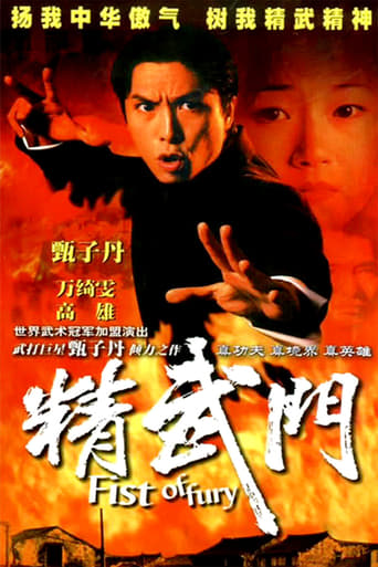 Poster of Fist of Fury