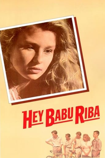 Poster of Hey Babu Riba