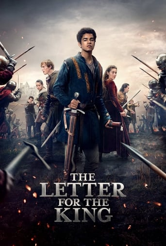 Poster of The Letter for the King