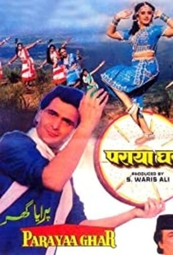 Poster of Paraya Ghar