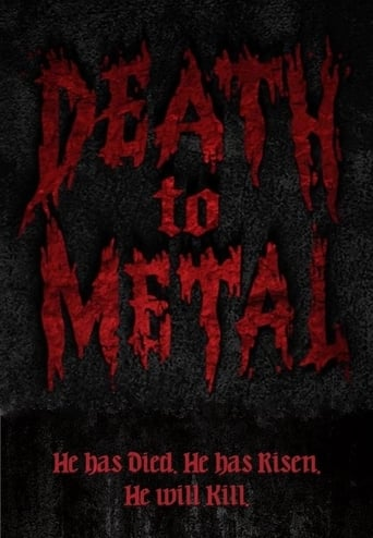 Poster of Death to Metal