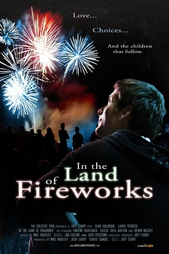 Poster of In The Land Of Fireworks