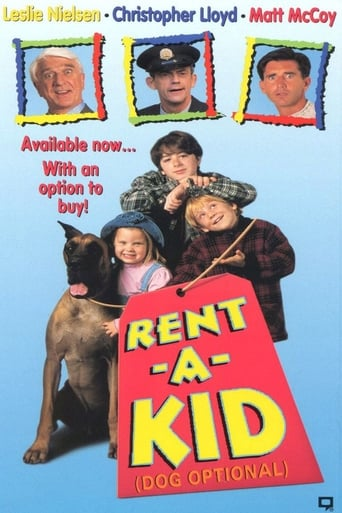 Poster of Rent-a-Kid