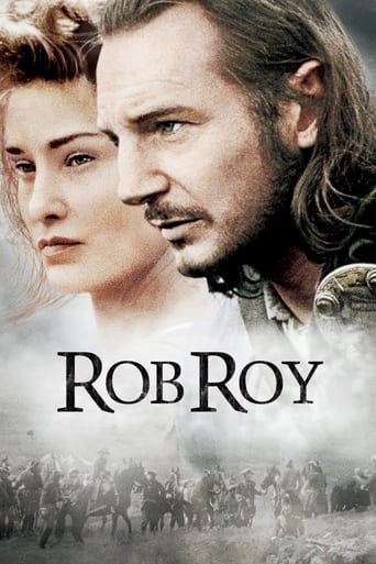 Poster of Rob Roy