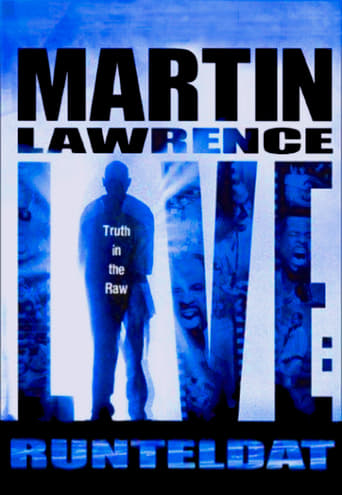Poster of Martin Lawrence Live: Runteldat