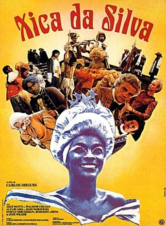 Poster of Xica da Silva