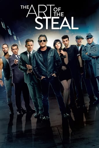 Poster of The Art of the Steal