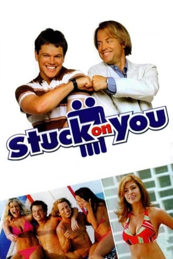 Poster of Making It Stick: The Makeup Effects of Stuck on You