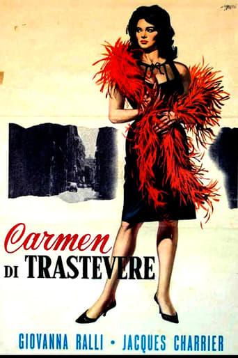 Poster of Carmen di Trastevere