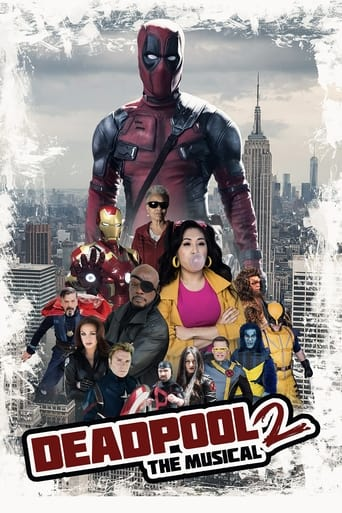 Poster of Deadpool The Musical 2 - Ultimate Disney Parody