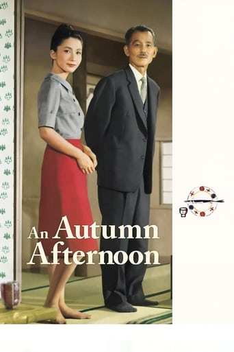 Poster of An Autumn Afternoon