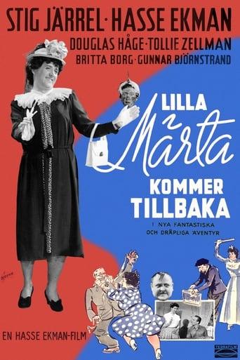 Poster of Little Martin Returns