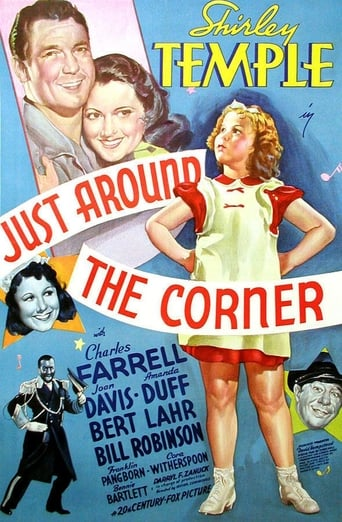 Poster of Just Around the Corner