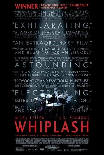 Whiplash - filmaffisch