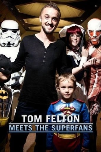 Tom Felton Meets the Superfans poster