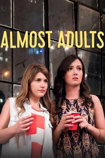 Poster of Almost Adults