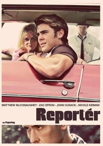 Poster of Reportér