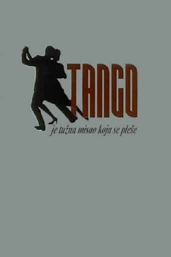 Poster of Tango Is a Sad Thought to Be Danced