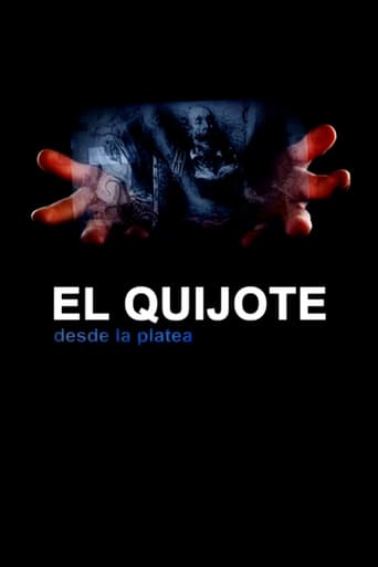 Poster of El Quijote desde la platea