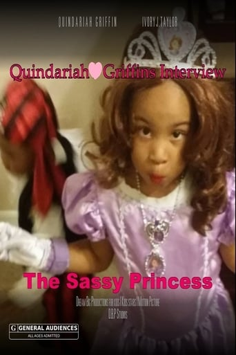 Quindariah Griffin's Interview – The Sassy Princess