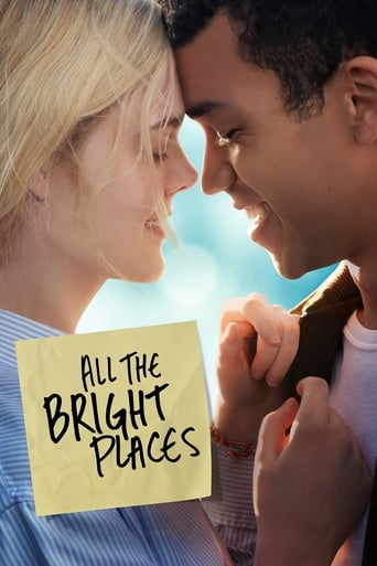 Poster of All the Bright Places