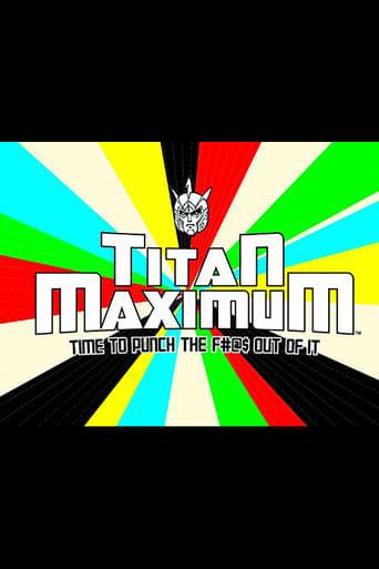 Poster of Titan Maximum