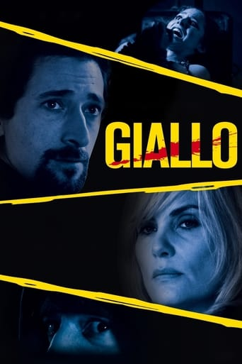 Poster of Giallo