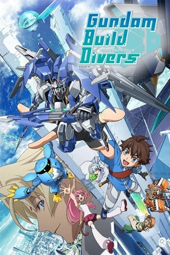 Gundam Build Divers Poster