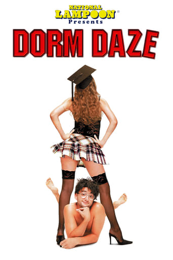Poster of National Lampoon Presents Dorm Daze