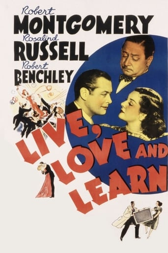 Live, Love and Learn poster