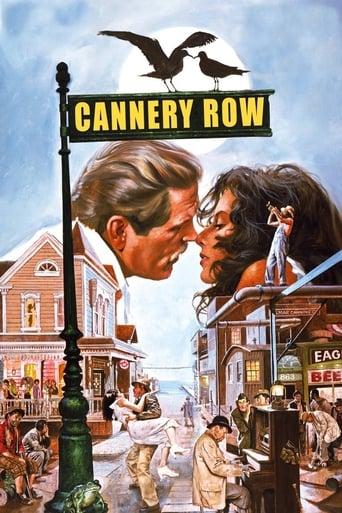 CANNERY ROW (BLU-RAY)
