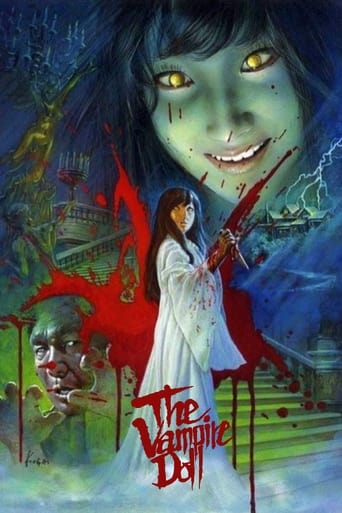 Poster of The Vampire Doll