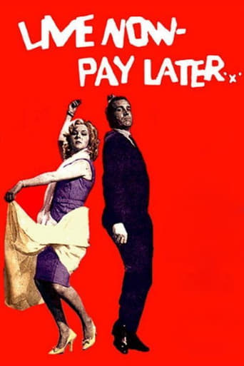 Live Now - Pay Later